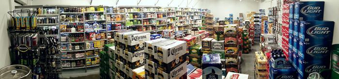 Beer panorama